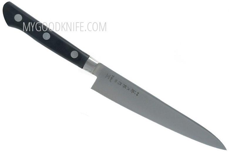 Photo #1 Tojiro DP Cobalt Alloy Steel Series Petty Knife 150mm