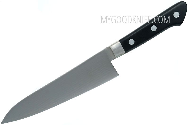 Photo #1 Tojiro DP Cobalt Alloy Steel Series Chef Knife 180 mm F-807