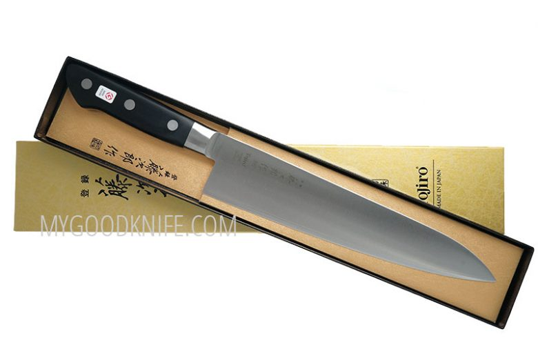 Photo #3 Tojiro DP Cobalt Alloy Steel Series Chef Knife 240mm F-809