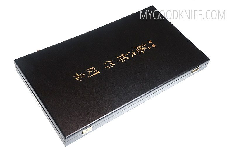 Photo #3 Tojiro Professional Flash Gift Set D