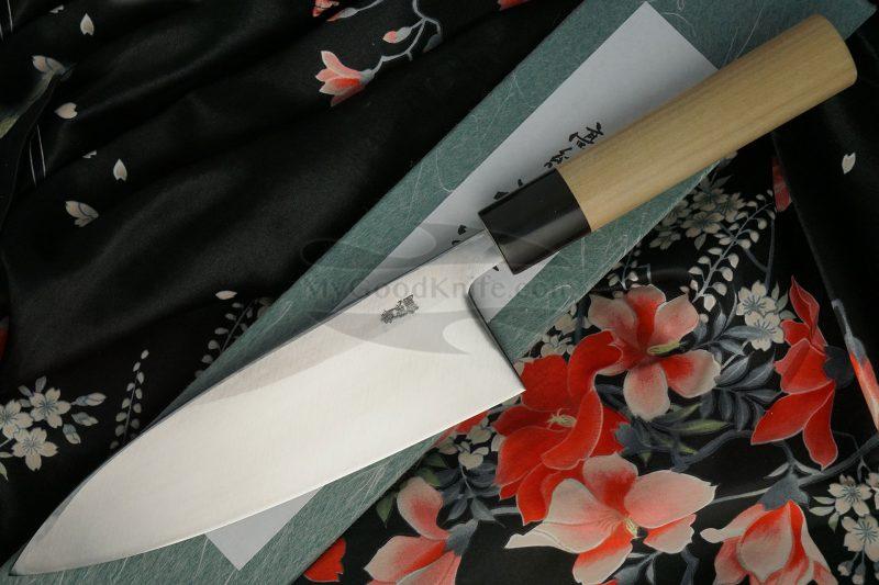 Фотография #2 Японский кухонный нож Деба Tojiro Aogami F-977 18см