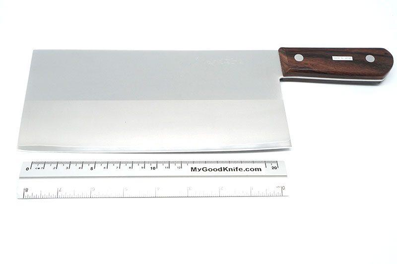 Valokuva #4 Tojiro DP Cobalt Kiinalainen veitsi (Thin Blade) 22,5 cm (F-921)