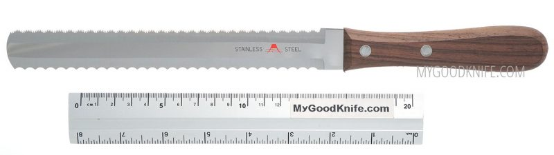 Photo #4 Tojiro Frozen Food Knife 19 sm (FG-3400)