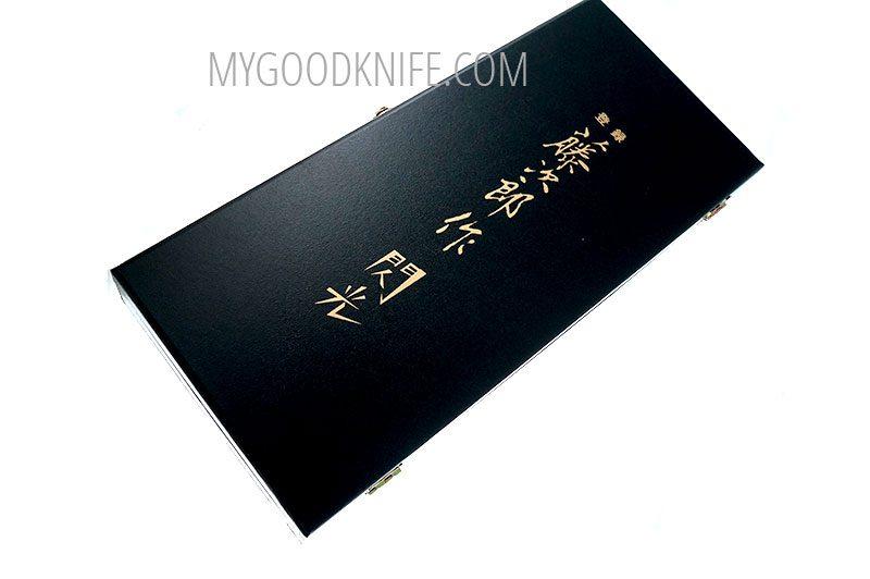 Фотография #1 Tojiro Professional Flash Подарочный  набор (A)