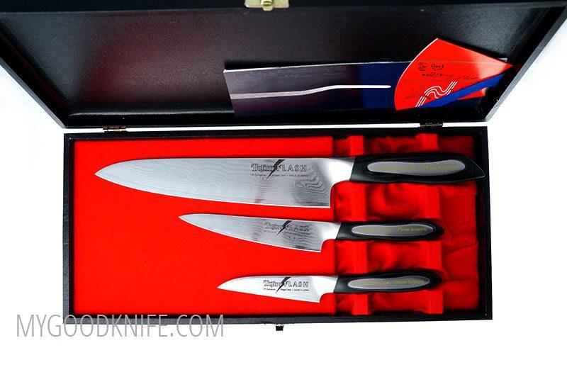 Photo #3 Tojiro Professional Flash Gift Set A