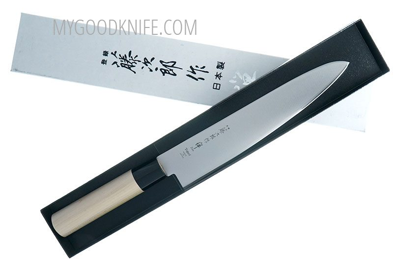Photo #4 Tojiro Zen Chef Knife 21 sm (FD-564)