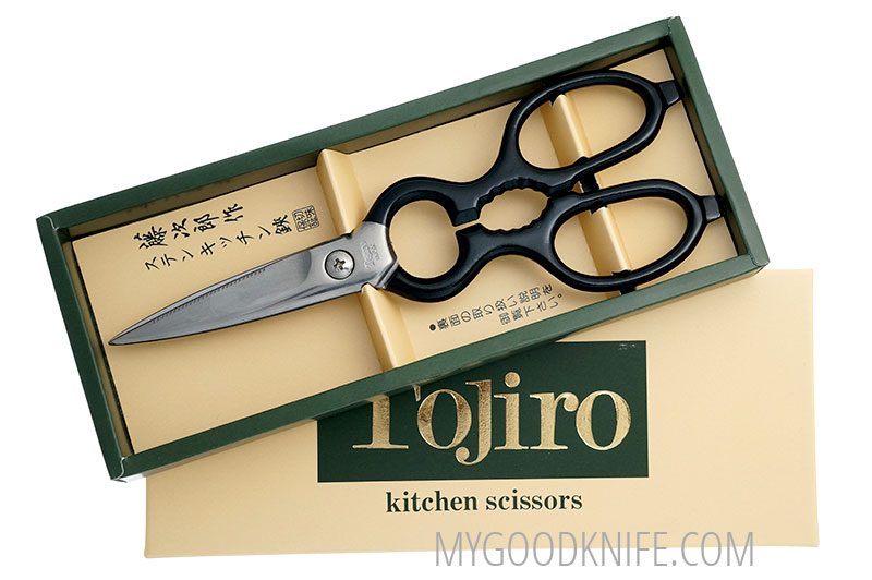 Photo #2 Tojiro INOX Kitchen Shears FG-3500