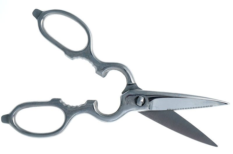 Photo #2 Tojiro-Pro  Separable Kitchen Shears FK-843
