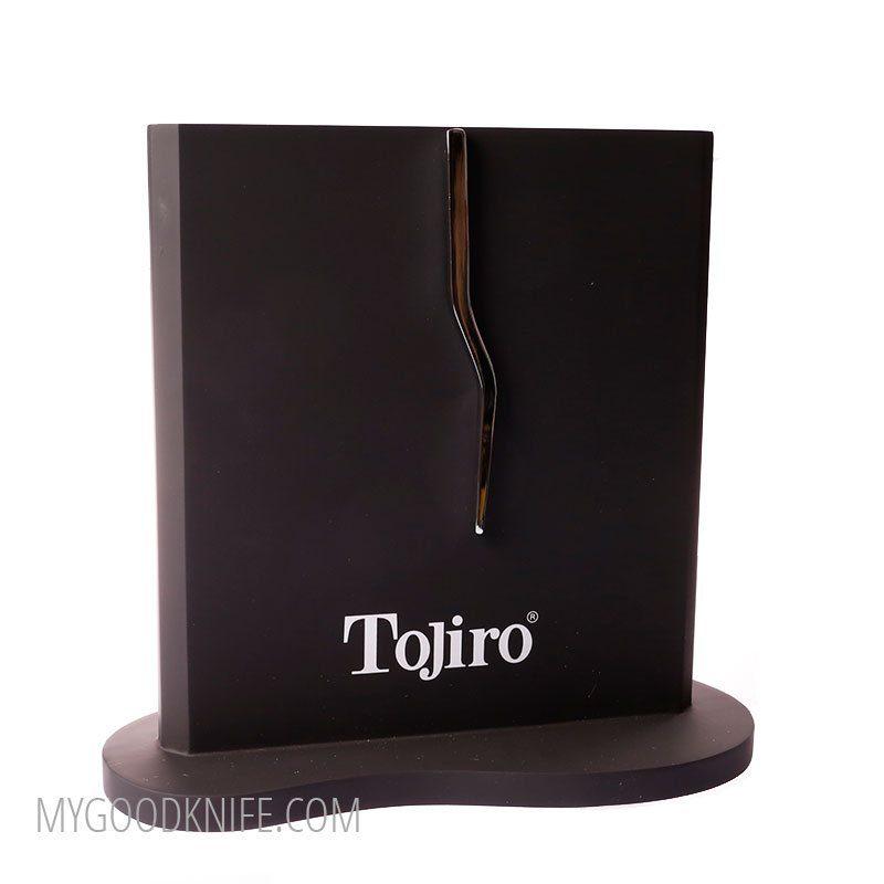 Фотография #2 Подставка для ножей Tojiro Магнитный стенд  F-360 15см
