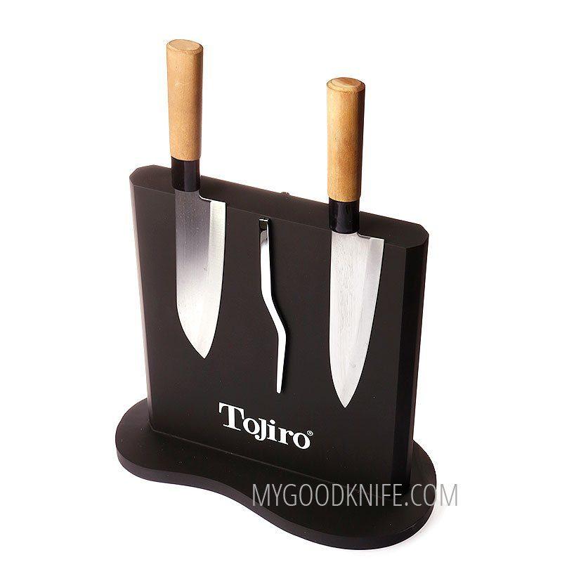 Фотография #3 Подставка для ножей Tojiro Магнитный стенд  F-360 15см