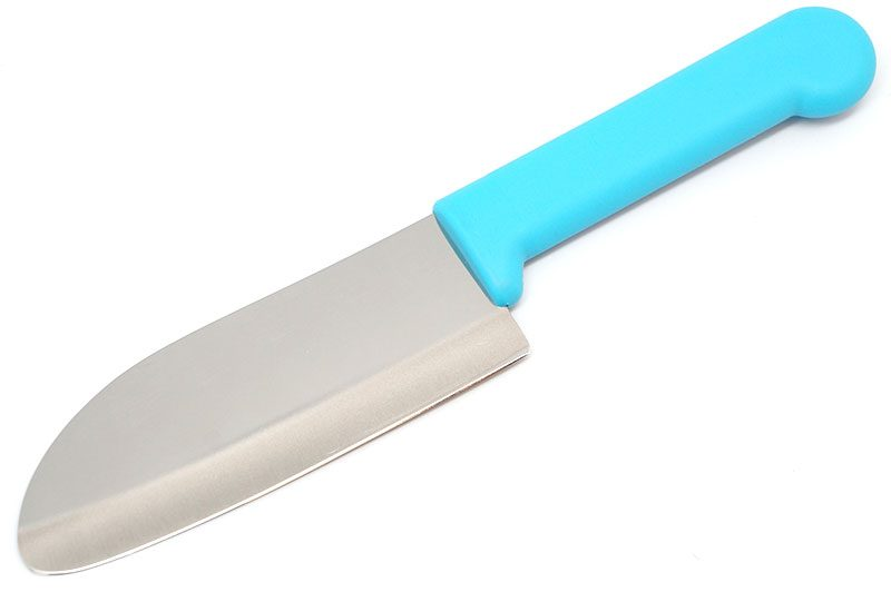 Photo #2 Tojiro Kid's knife Blue (FC-621)