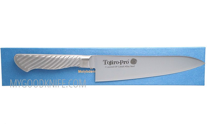 Photo #4 Tojiro Pro Chef knife 18 sm (F-888)