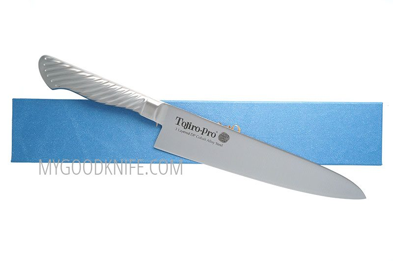 Photo #3 Tojiro Pro Chef knife 21 sm (F-889)