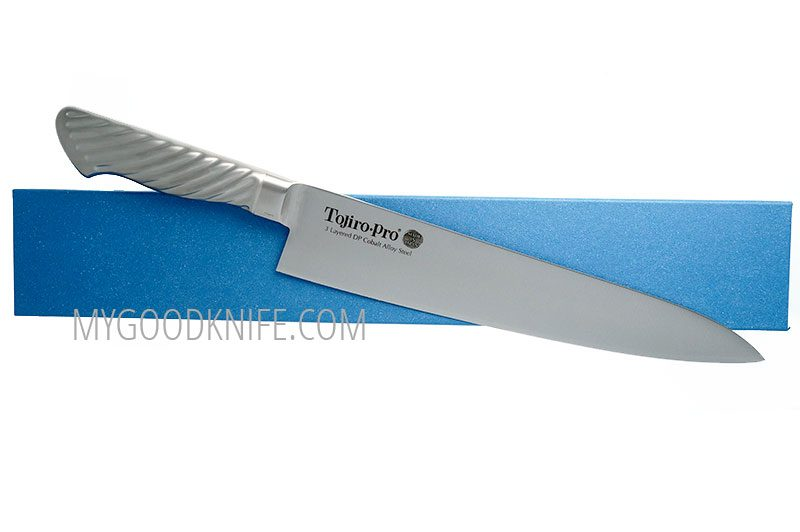 Photo #1 Tojiro Pro Chef knife 27 sm (F-891)