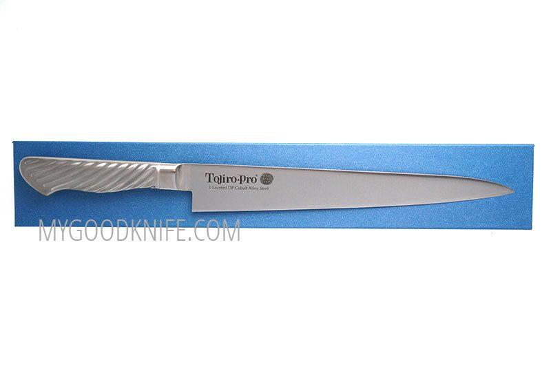 Фотография #2 Tojiro Pro Нож для нарезки, 27 см (F-887)