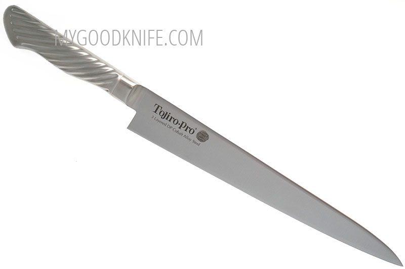 Фотография #3 Tojiro Pro Нож для нарезки, 27 см (F-887)
