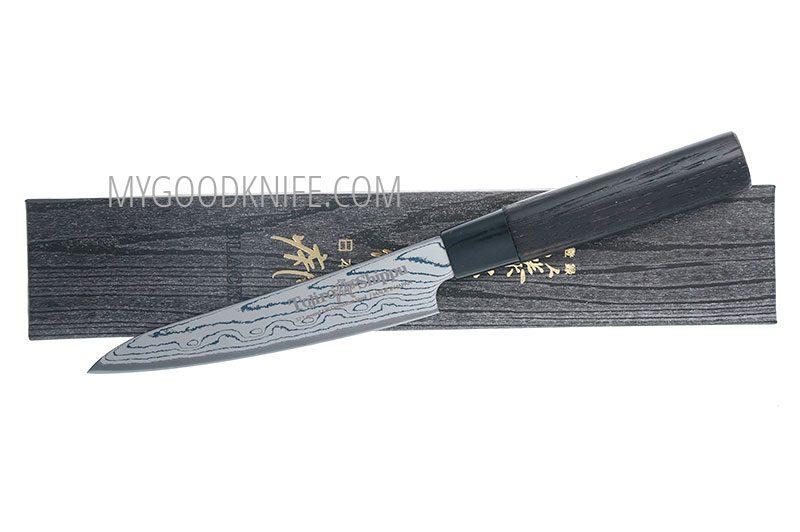 Photo #4 Tojiro Shippu Black Paring Knife 13 sm (FD-1592)