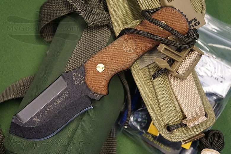 Photo #3 TOPS Knives Xcest Bravo XCEST-B