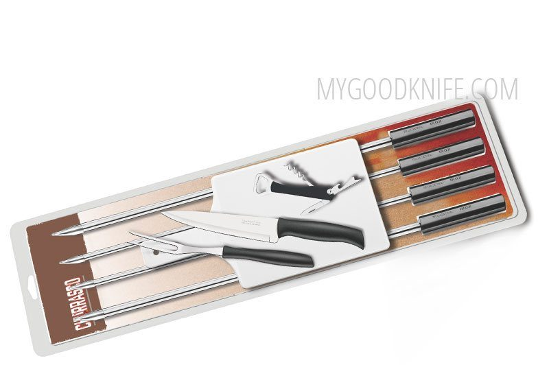 Photo #1 Tramontina 8 pcs Barbecue set 26499/030