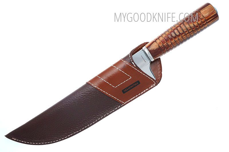 Photo #4 Tramontina Churrasco 8″ Gaucho knife campeira with sheath (21141148)