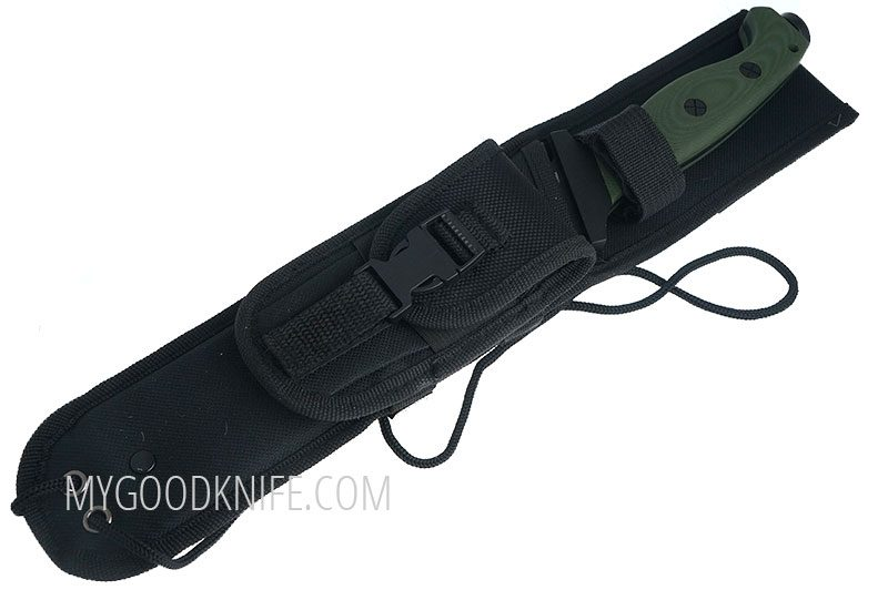 Photo #3 U.S.Marines Jarhead Fixed Blade Green