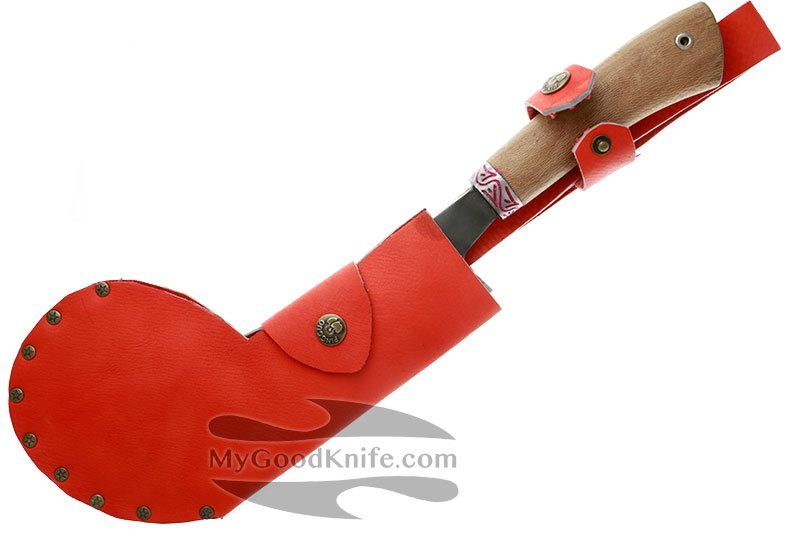 Photo #2 Uzbek Meat Cleaver Uz010P