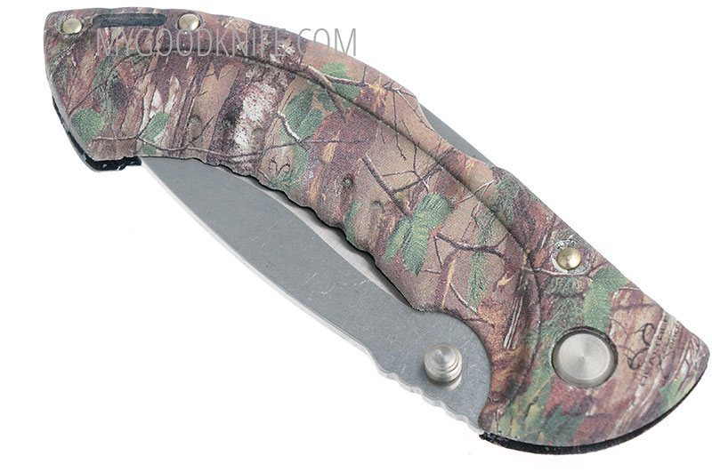 Valokuva #5 Buck Folding Omni Hunter® 10pt Knife (0395CMS20-B)