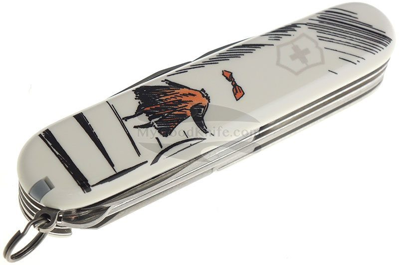 Photo #1 Victorinox Moomin pocket knife Invisible Child