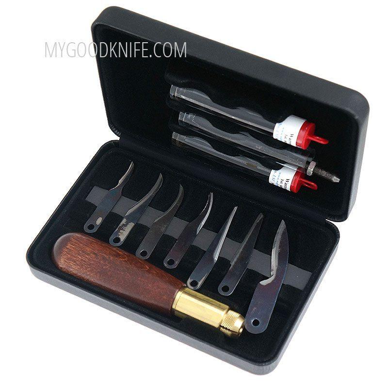 Фотография #1 Нож с фиксированным клинком Warren Cutlery 000000033565 6см