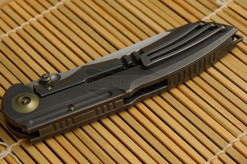 Valokuva #4 Kääntöveitsi We Knife Gray 620H 9.7cm