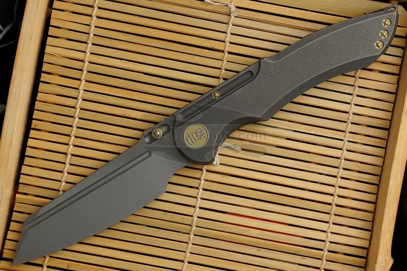 Valokuva #1 Kääntöveitsi We Knife Gray 620H 9.7cm