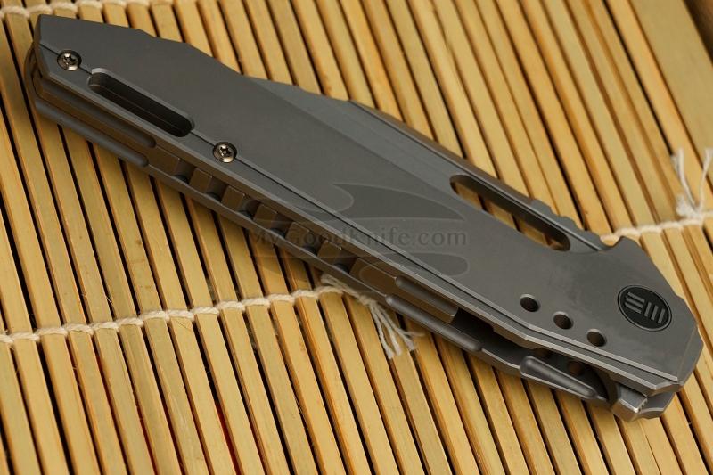 Valokuva #3 Kääntöveitsi We Knife Roxi 4 Gray 916B 10.1cm