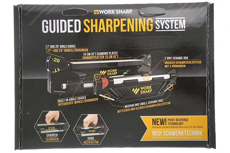 Photo #2 Work Sharp Guided Sharpening System