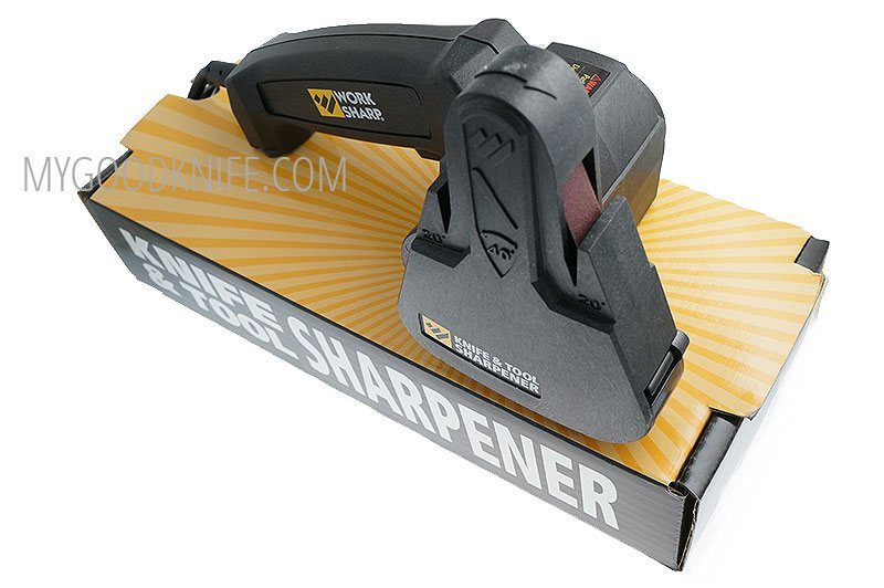 Фотография #2 Work Sharp Knife and Tool Sharpener WSKTS-1