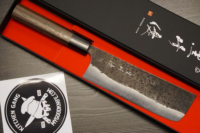 Photo #4 Yu Kurosaki Nakiri Knife ZA-165NA