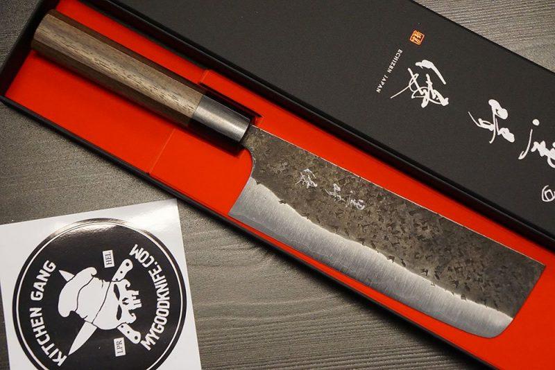 Photo #1 Yu Kurosaki Nakiri Knife ZA-165NA