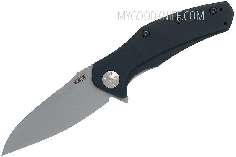 Valokuva #1 Zero Tolerance 0770 Assisted Opening Knife Aluminum