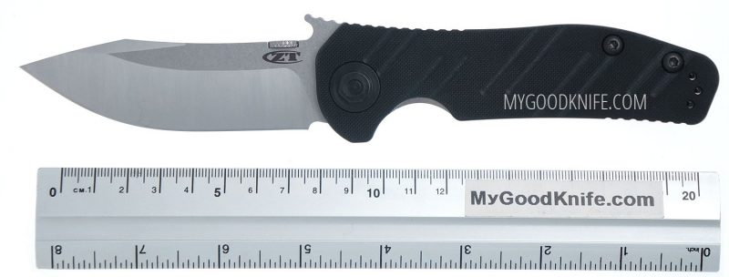 Photo #1 Zero Tolerance Emerson Clip Point 0630