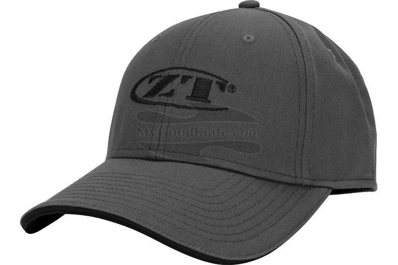 Фотография #1 Бейсболка Zero Tolerance Charcoal Cap M CAP183LXL