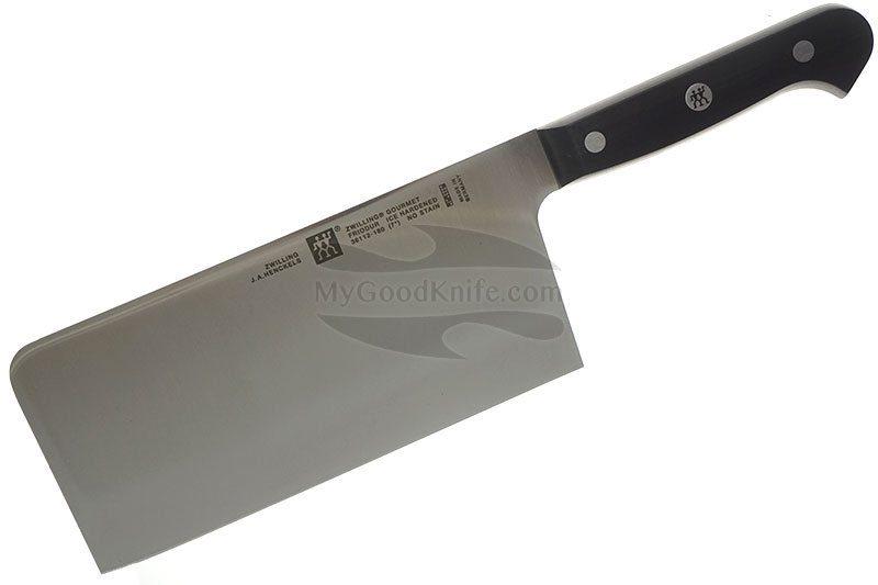 Фотография #1 Zwilling Gourmet Китайский поварской нож, 18 см 36112-181