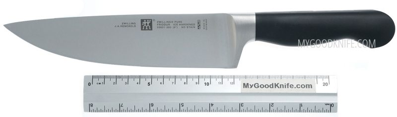 Photo #3 Zwilling Pure Chef knife  20 cm 33601-201-0