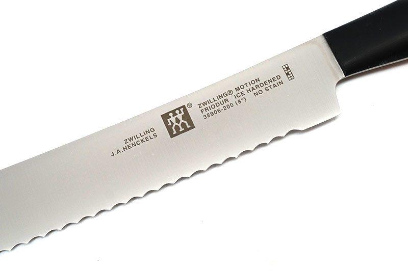 Фотография #5 Zwilling Motion Нож для хлеба, 20 см (38906201)