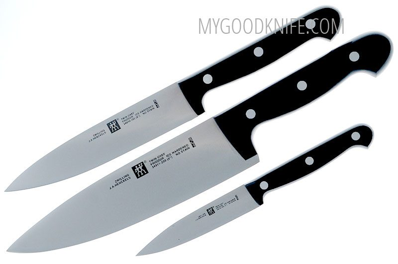 Photo #2 Zwilling Twin Chef  Set 3 knives, 34930006